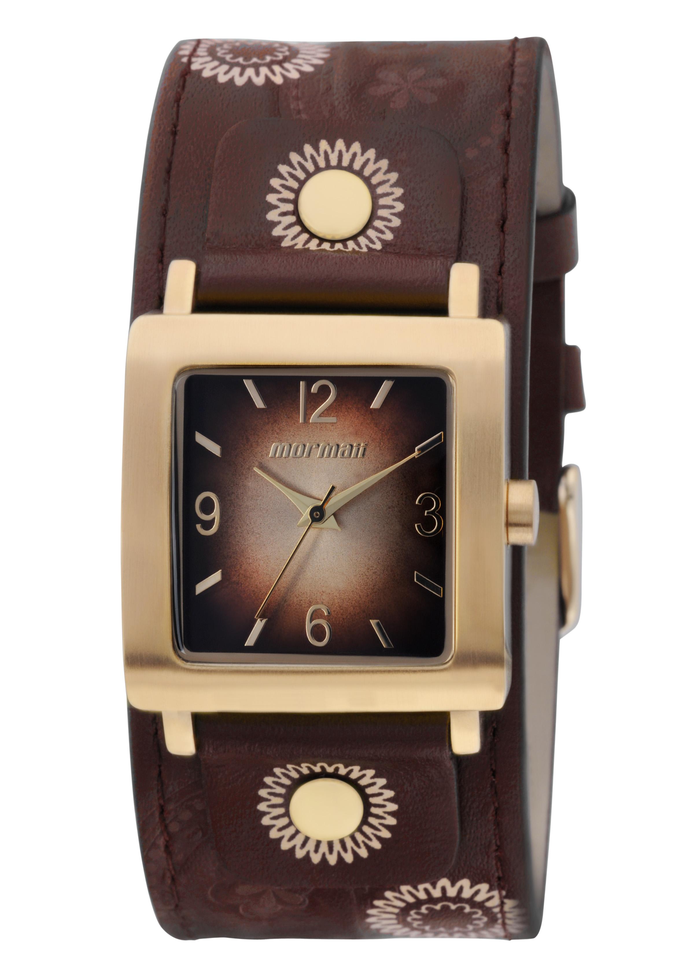dfa8213e8fd21 Os relógios Mormaii anunciam o lançamento da nova coleção Primavera. A linha  Hippie Chic traz modelos com estampas