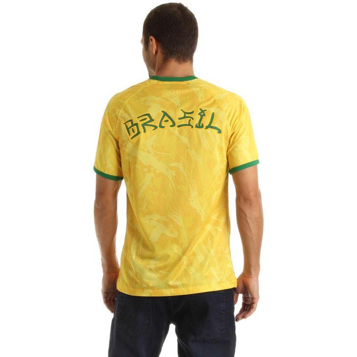 Nike SB lança camisa alternativa da seleção brasileira – publicidade ... c6cfd032e57c5