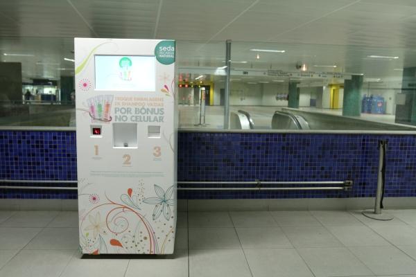 Ação Seda no Metro