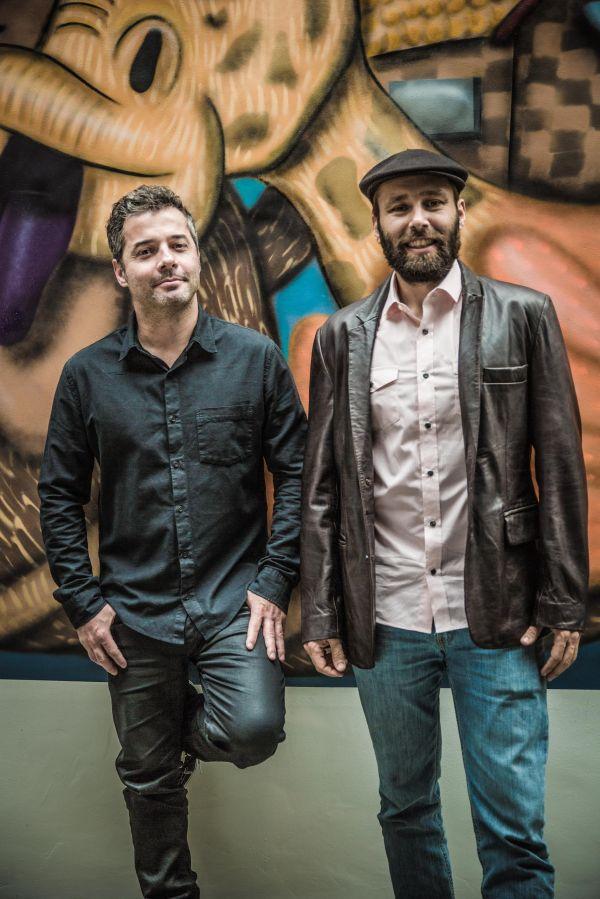 Marcelo Monteiro e Marcus Baldini_01_Foto de Andre Marques