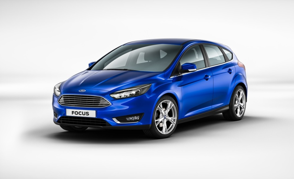 The 2015 Ford Focus, the world's best-selling nameplate, is expected to hold onto this coveted title with a bold new look that emulates other recent Ford vehicle designs and more advanced technologies that improve driver comfort and safety.
