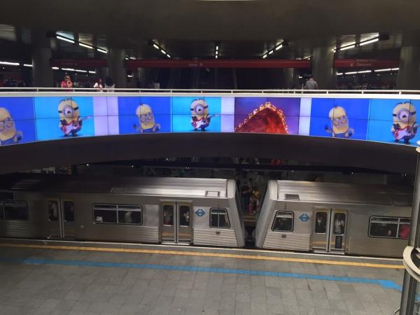 Estação Sé_Metrô de SP