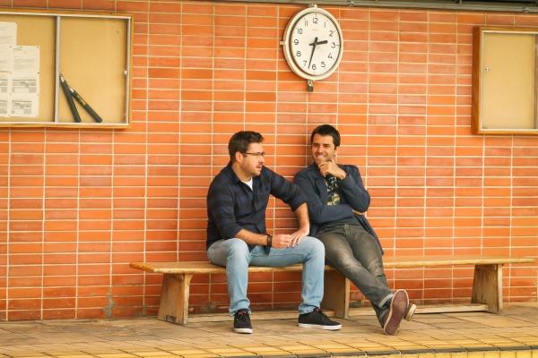 Diego Melo e Rodrigo Rebouças / Foto: Raquel Alcantara