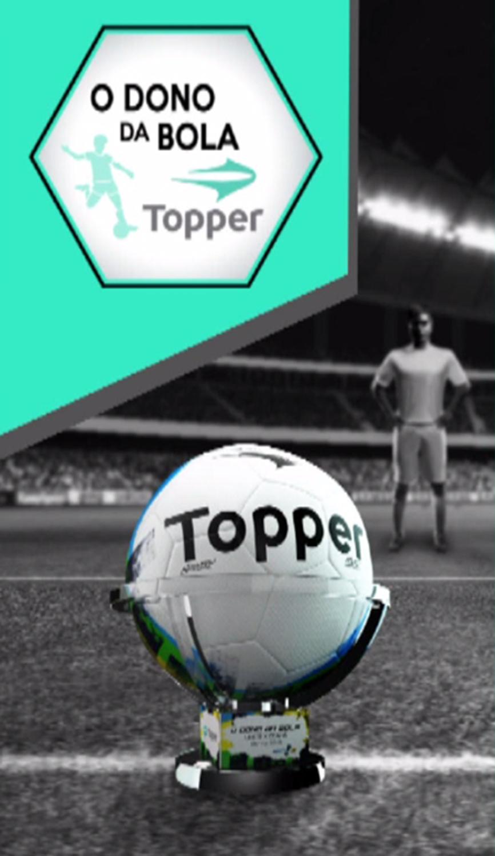Topper premia jogadores da série B do Campeonato Brasileiro ... 38566deb5ed27
