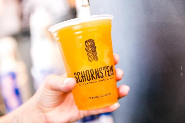 Novos chopes da Schornstein serão servidos no Festival Brasileiro da Cerveja Clique para ampliar | Crédito: Daniel Zimmermann