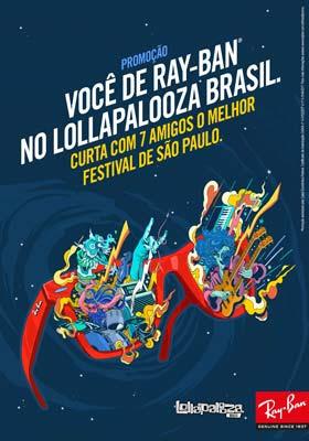 0fdf25a1f7851 O sorteio será realizado no dia 11 de março e o ganhador vai viajar a São  Paulo com sete amigos, se hospedar em uma mansão totalmente dedicada a  eles, ...