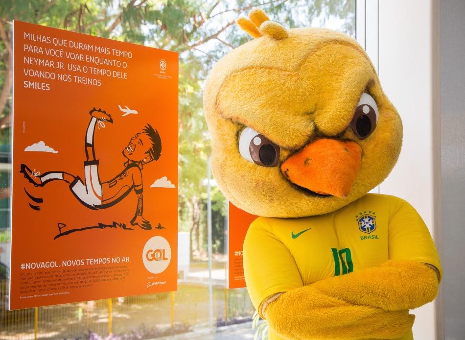 GOL faz balanço positivo de suas ações durante Mundial de futebol ... e9b3aa9b7164a