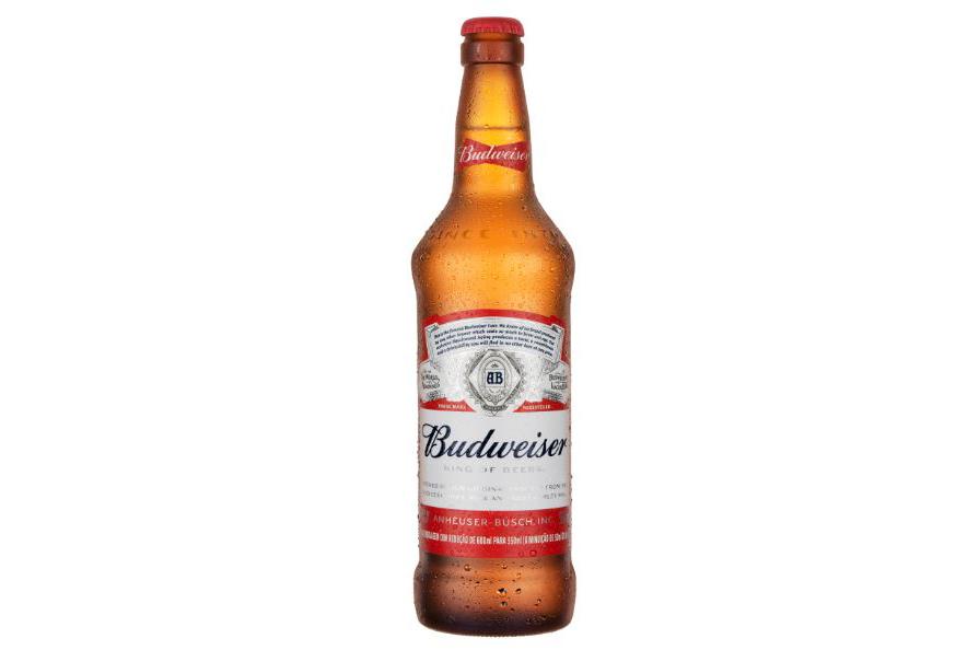 ed9db8a864 A Budweiser está de cara nova. Mas calma